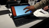 Samsung ATIV Q: Ultrabook-Slider mit Android & Windows 8 im Hands-On [Video]
