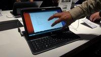 Samsung ATIV Q: Ultrabook-Slider mit Android & Windows 8 im Hands-On [Video]
