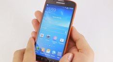 Samsung Galaxy S4 active: Hands-On-Video zum Outdoor-Smartphone