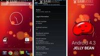 Android 4.3: Samsung Galaxy S4 GE mit neuer Jelly Bean-Version aufgetaucht, ROM zum Download
