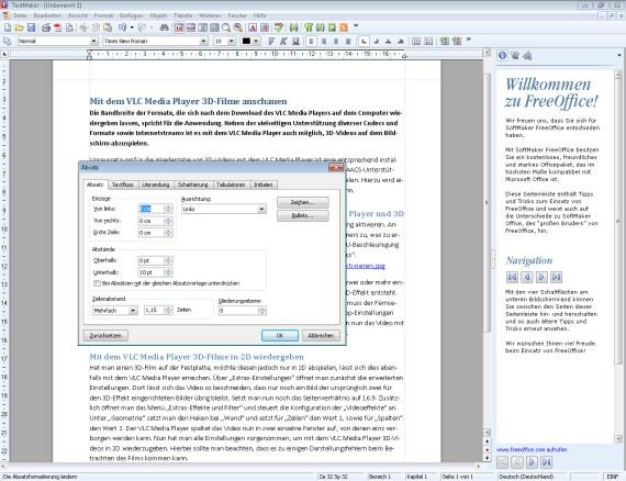 SoftMaker FreeOffice Download Screenshot