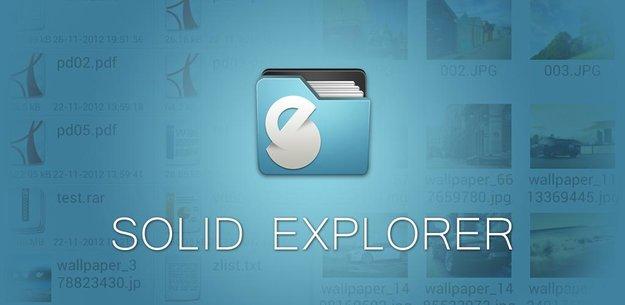 Solid Explorer: Funktionsreicher Dateimanager im Test