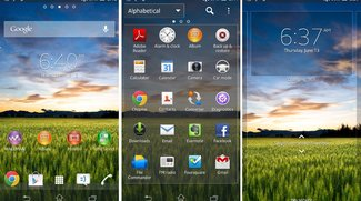 Sony Xperia Z: Screenshots vom Android 4.2-Update geleakt