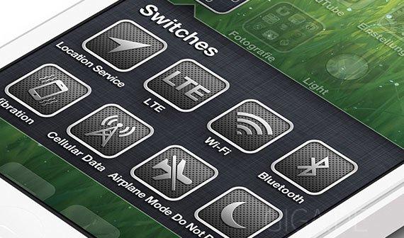 Switchicons: Homescreen-Icons als Schalter für WiFi, Bluetooth und Co. [Cydia]