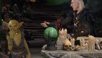 The Dark Sorcerer: Minimale Qualität der Playstation 4