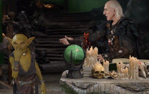 The Dark Sorcerer: Quantic Dreams PS4 Tech-Demo im Video