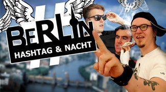 Berlin Hashtag & Nacht: #Blödsinn