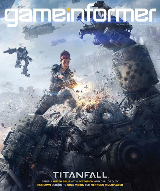 TitanFall: Respawns Xbox One-Spiel durch Gameinformer-Cover geleakt