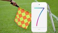 iOS 7: Falsches Spiel mit dem iPod touch der 4. Generation (Kommentar)