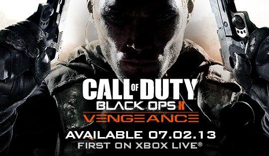 Call of Duty Black Ops 2: Vengeance DLC im Video