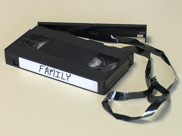 VHS DVD kopieren Band