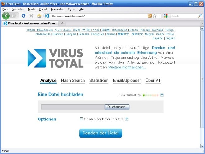 virustotal-upload