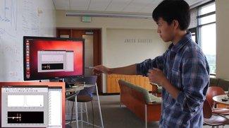 WiSee: Mit W-Lan ist in der kompletten Wohnung Gestensteuerung möglich