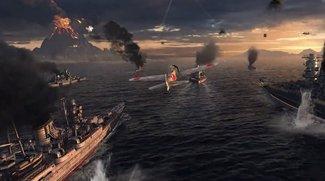 World of Warships: Cinematic-Trailer bereitet auf E3-Debüt vor