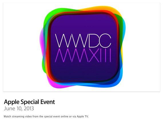 WWDC 2013 Livestream