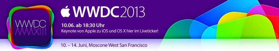 WWDC 2013 live auf GIGA.DE