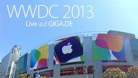 WWDC 2013: iOS 7, OS X 10.9, Mac Pro & Co. (Gerüchte zusammengefasst)