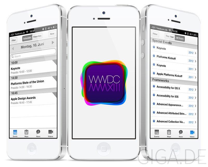 WWDC 2013 App