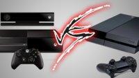 Stunde der Wahrheit: Xbox One oder PlayStation 4? Das Stimmungsbild auf GIGA