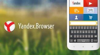 Yandex.Browser: Neuer Webbrowser aus Russland mit Turbomodus