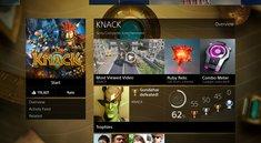 Neue Bilder von der PlayStation 4 Oberfläche