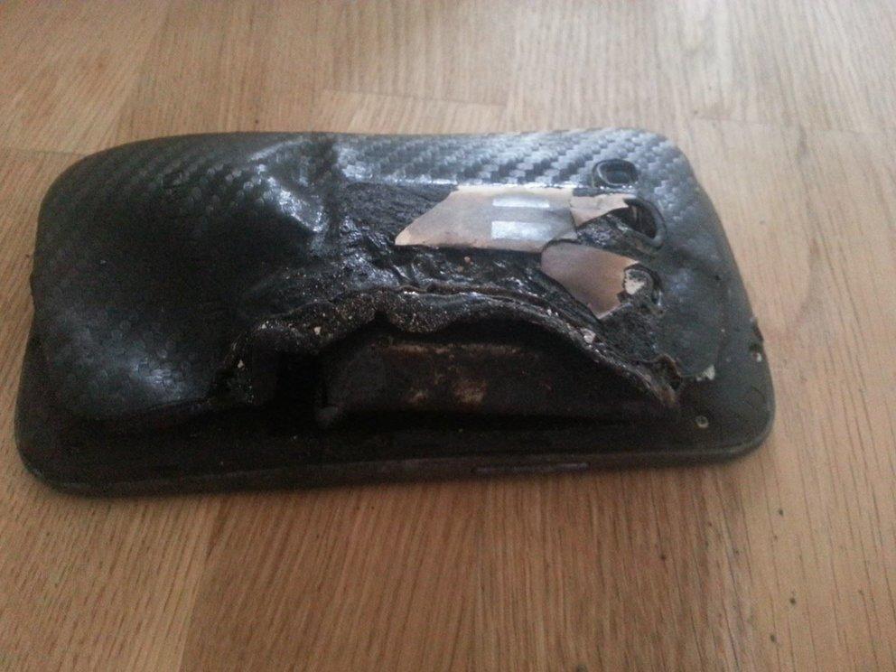 Samsung Akku explodiert - Schweizerin erlitt schwere Verbrennungen