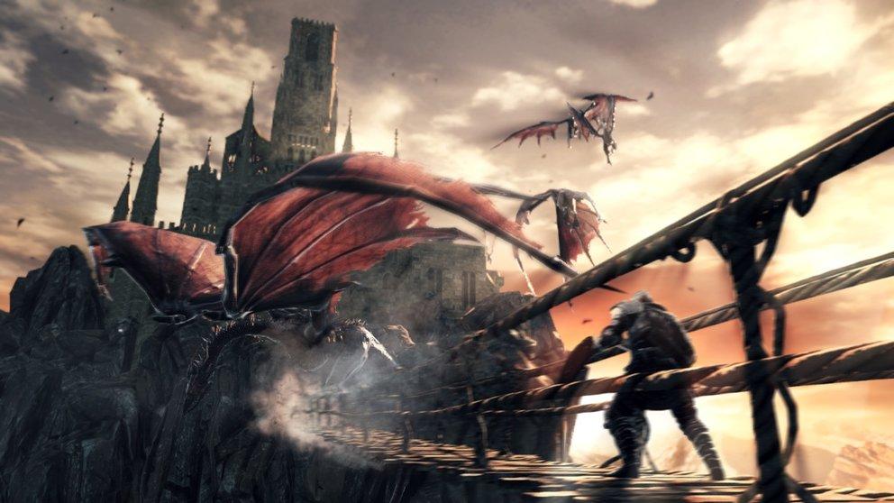 Dark Souls - Bis zu 60Std. Spielzeit - Kampagne wird 40 - 60 Std. Spielzeit beeinhalten