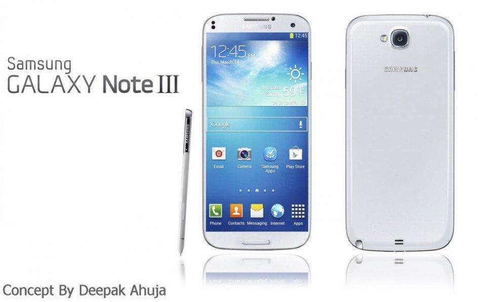 Samsung Galaxy Note 3: Und noch ein Gerücht