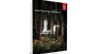 Adobe Photoshop Lightroom 5 für 99,00 Euro bei Amazon