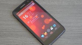 Alcatel One Touch Scribe HD im Test: 5-Zoll-Smartphone mit Dual-SIM