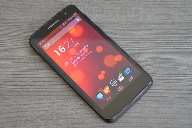 Alcatel One Touch Scribe HD im Test: 5-Zoll-Smartphone mit Dual-SIM