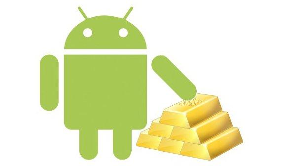 Google möchte besser an App-Verkäufen mitverdienen