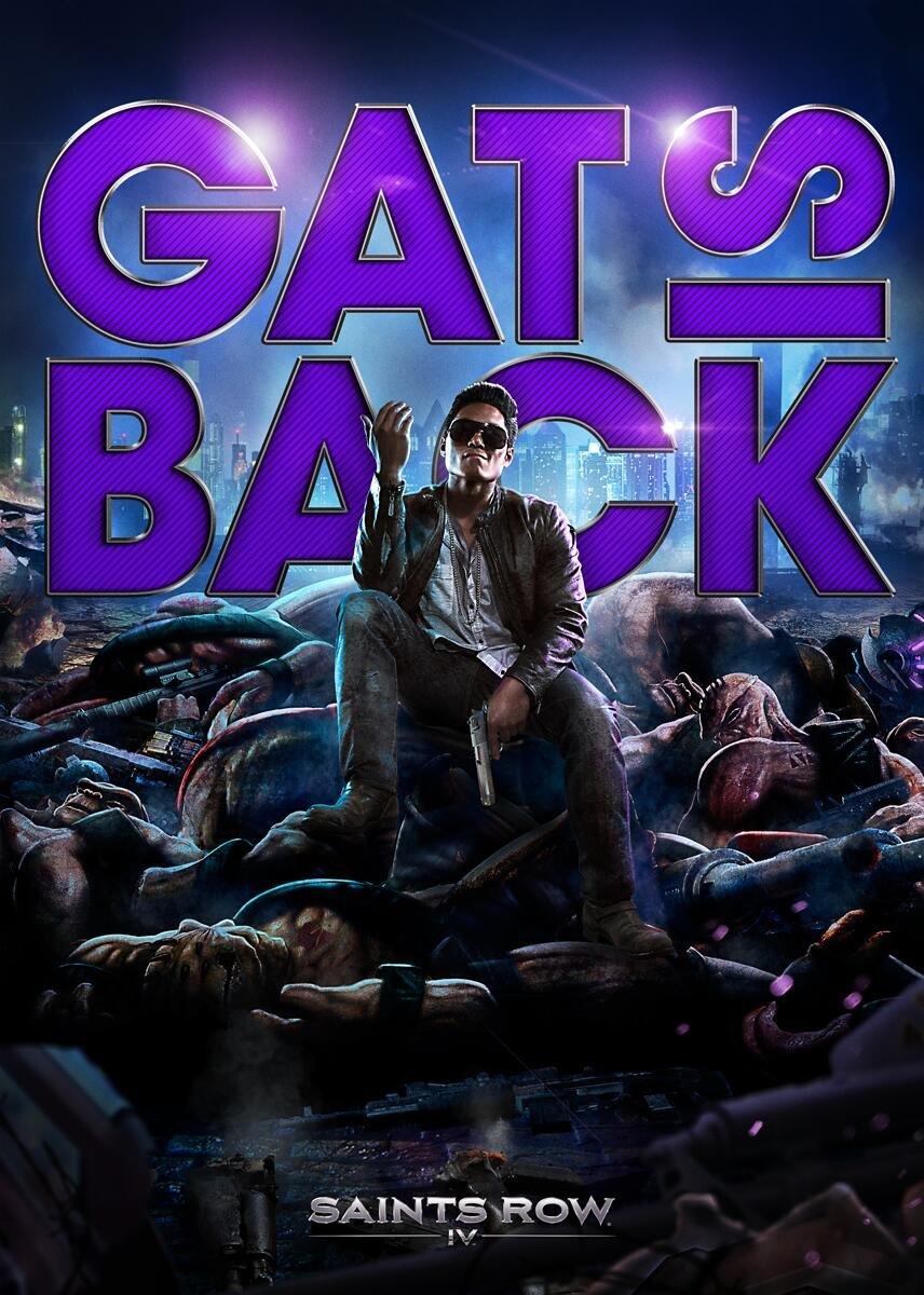 Saints Row IV: Johnny Gat kehrt zurück