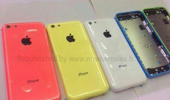 iPhone Light: Erneut Fotos der Rückseite aufgetaucht, nun auch in blau