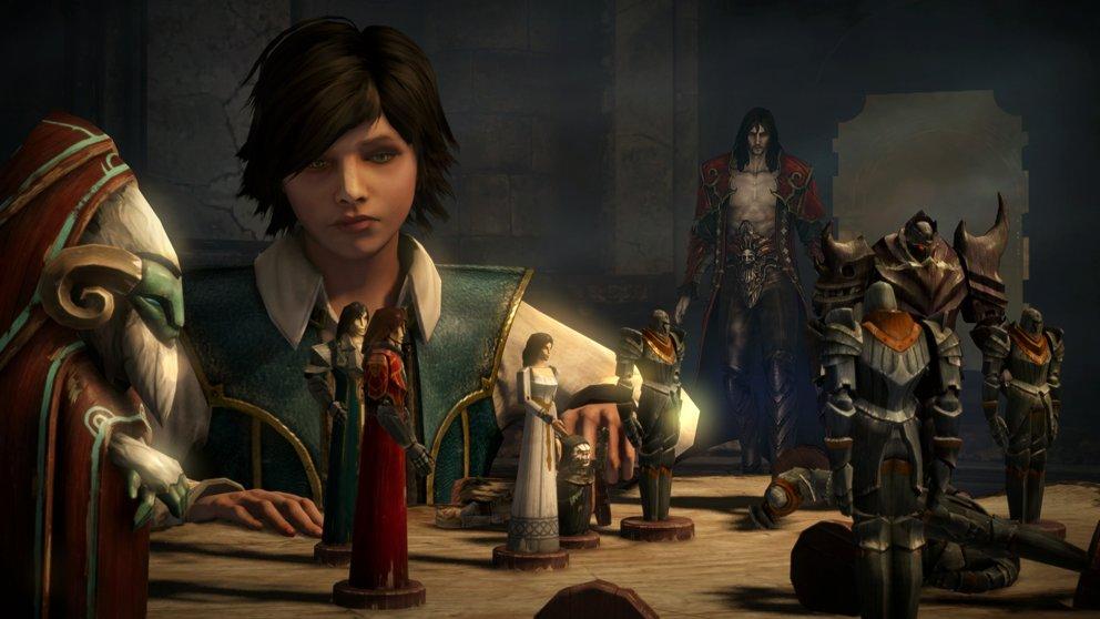 Castlevania Lords Of Shadow 2: Das sieht doch richtig hübsch aus