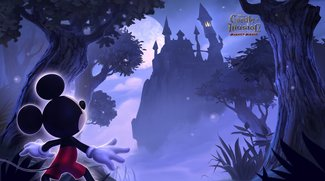 Castle of Illusion: 15 Minuten Gameplay
