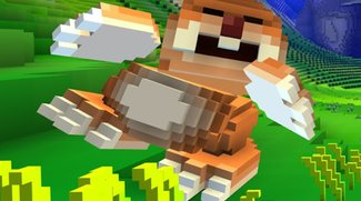 GIGA Gameplay: Cube World