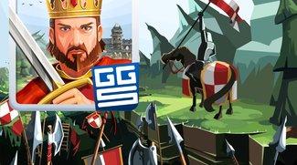 Empire Four Kingdoms: Browserspiel mit Siedler-Anleihen als App
