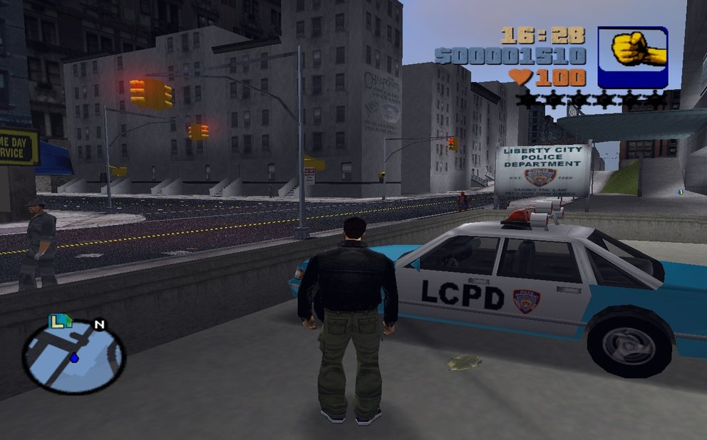 GTA 3 Screenshot