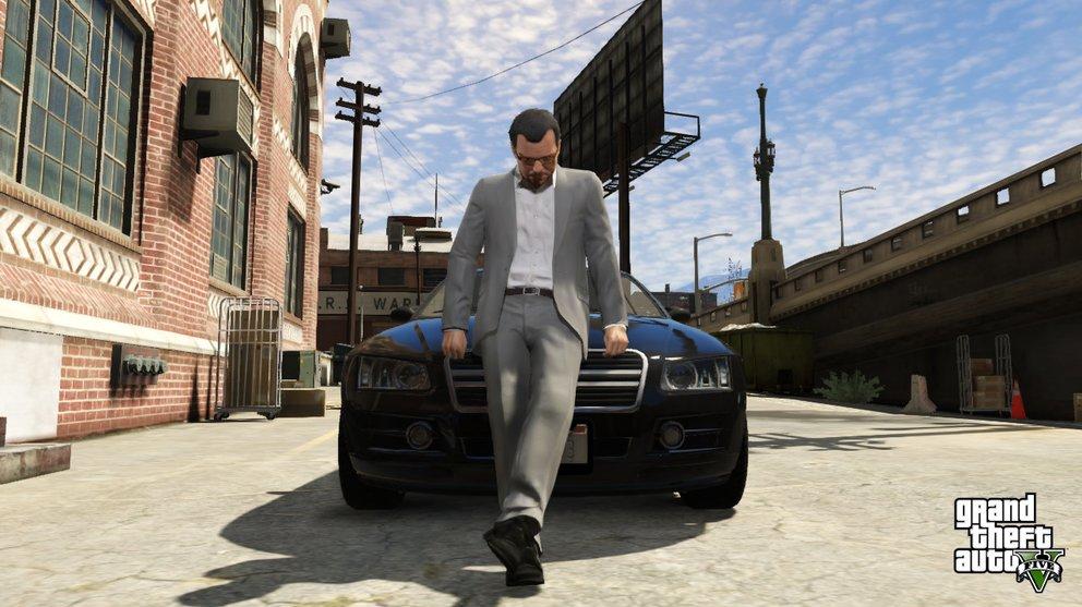 GTA 5 Screenshot