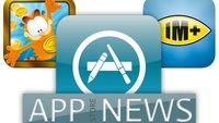 Angry Birds und IM+ aktualisiert, Kamera-App Videon kostenlos