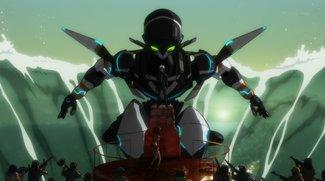 """Anime-Review """"Gargantia"""": Wenn Waterworld auf Evangelion trifft"""
