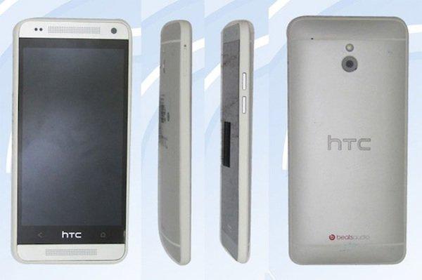 HTC One Mini: Neues Foto und Verfügbarkeit geleaked