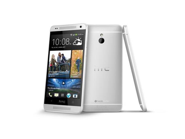 HTC One Mini: 4,3-Zoller offiziell vorgestellt, für 449 Euro ab August [Video]