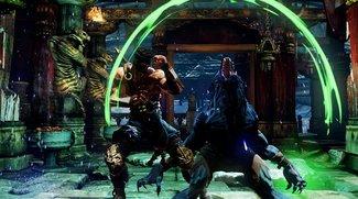 Killer Instinct: Kinect weiß, wie und mit wem ihr zuschlagen wollt