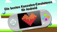 Konsolen-Emulatoren für Android: GameBoy, GBA, Nintendo DS, PSP, N64