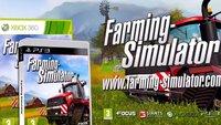 """Landwirtschafts-Simulator 2013 Release: """"Freaky"""" PS3 Trailer sucht Konsolen-Bauern"""