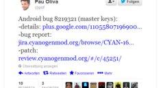 """Android Sicherheitslücke """"Master Key"""" gefixed: Aber nicht für alle"""