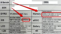 Nexus 7 2: Produktsticker bestätigt 4 GB RAM, Snapdragon S4 Pro