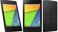 Nexus 7 2: Noch mehr Bilder, Landscape-Modus und neues Wallpaper